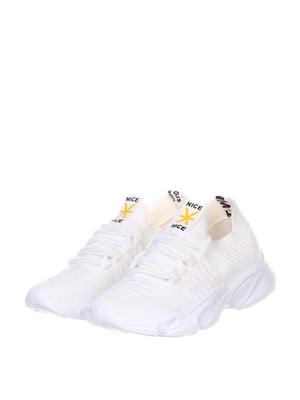 Кроссовки белые | 5302849