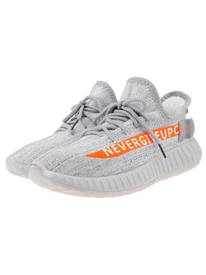 Кросівки сірі | 5316967
