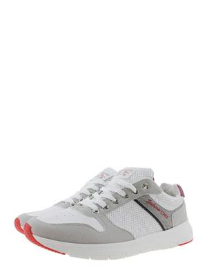 Кросівки біло-сірі   5367728
