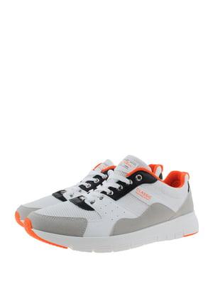 Кросівки біло-сірі | 5375597