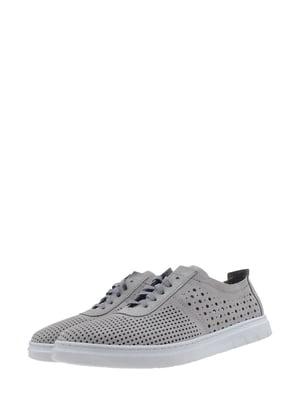 Туфли серые | 5381077