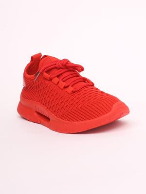 Кроссовки красные   5388383