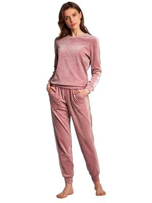 Комплект домашній: штани і футболка | 5396111