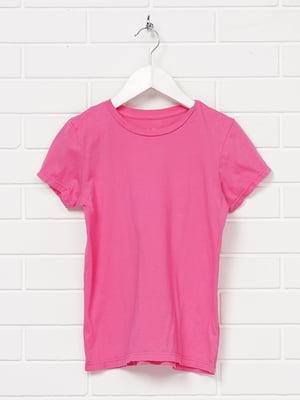 Футболка рожева | 5397125