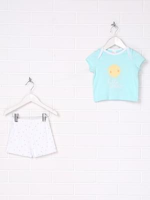 Комплект: футболка і шорти | 5397257