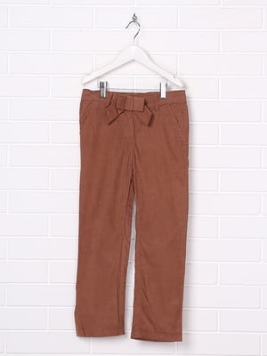 Штани коричневі | 5397276