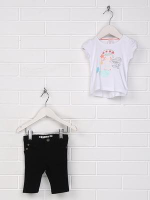 Комплект: футболка і джинси | 5397340