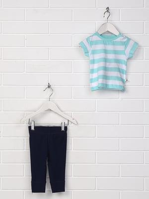 Костюм: футболка і штани | 5397344