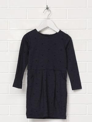 Платье темно-серое | 5397366