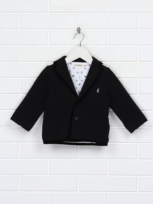 Піджак чорний | 5397473
