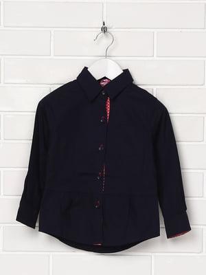 Рубашка черная | 5397474