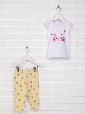 Комплект: футболка і легінси | 5397478