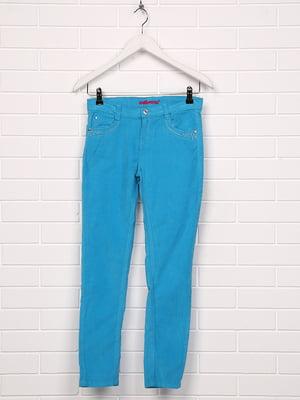 Штани сині | 5397500