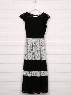 Сукня чорно-біла | 5397509