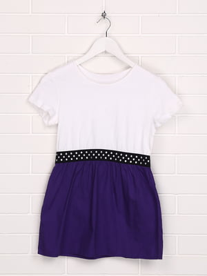 Сукня двоколірна | 5397596
