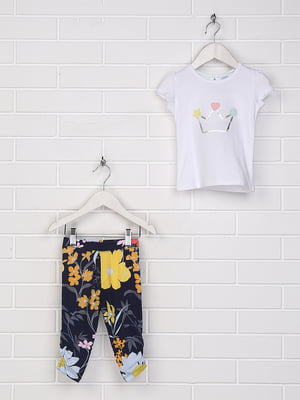 Комплект: футболка і легінси | 5397617