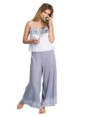 Комплект домашний: майка и брюки | 5397771