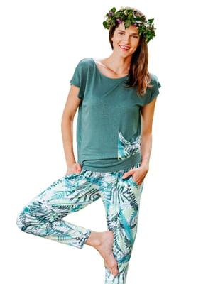 Комплект домашний: футболка и брюки | 5397774