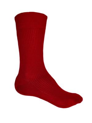 Носки красные | 5398885
