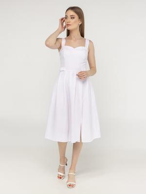 Платье белое | 5398918