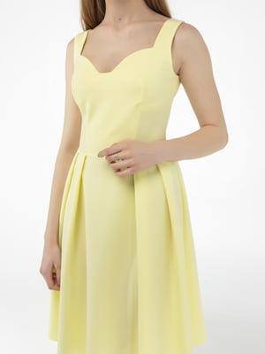 Платье желтое | 5398922