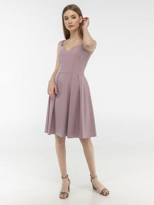 Сукня бузкового кольору | 5398923