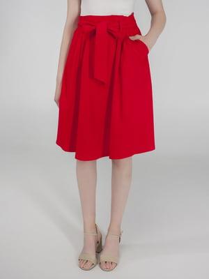 Спідниця червона | 5398931
