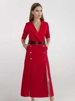 Платье красное | 5398940