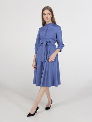 Сукня блакитна | 5398946