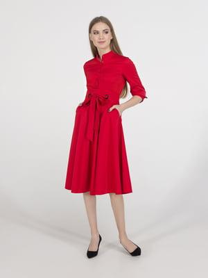 Сукня червона | 5398947