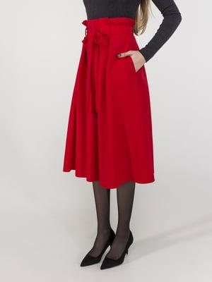Спідниця червона | 5398967