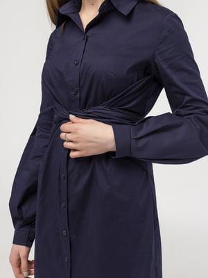 Сукня синя | 5398976