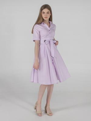 Сукня бузкового кольору | 5398978