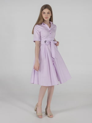 Платье лилового цвета | 5398983