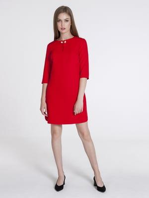 Платье красное | 5398998