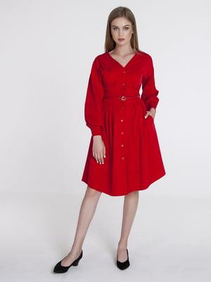 Сукня червона | 5399015