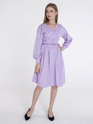 Сукня бузкова | 5399016