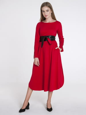 Платье красное | 5399023