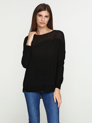Блуза черная | 5399258
