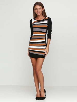 Платье в полоску | 5399274