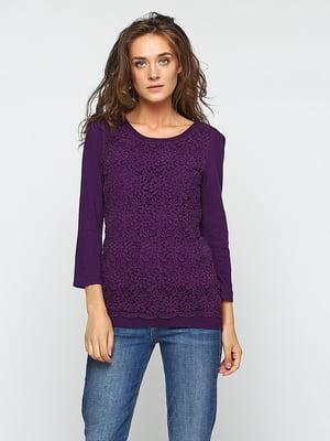 Джемпер фіолетовий   5399283