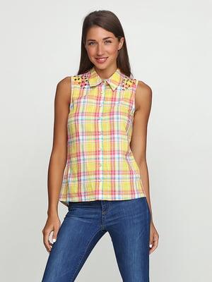 Рубашка в клетку   5399303