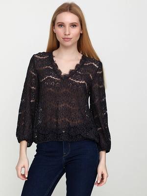 Блуза чорна   5399319