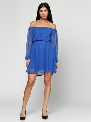 Сукня синя | 5399326