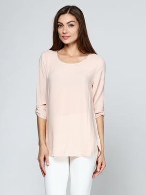 Блуза розовая | 5399336