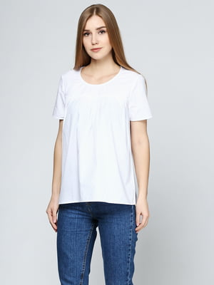 Блуза белая | 5399337