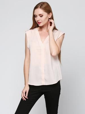 Блуза розовая | 5399345