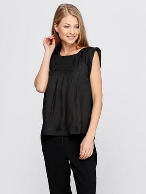 Блуза черная | 5399350