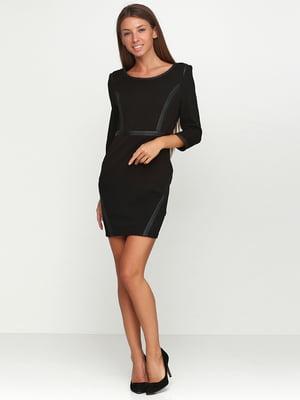Платье черное | 5399275