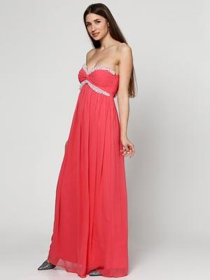 Сукня коралового кольору | 5399322